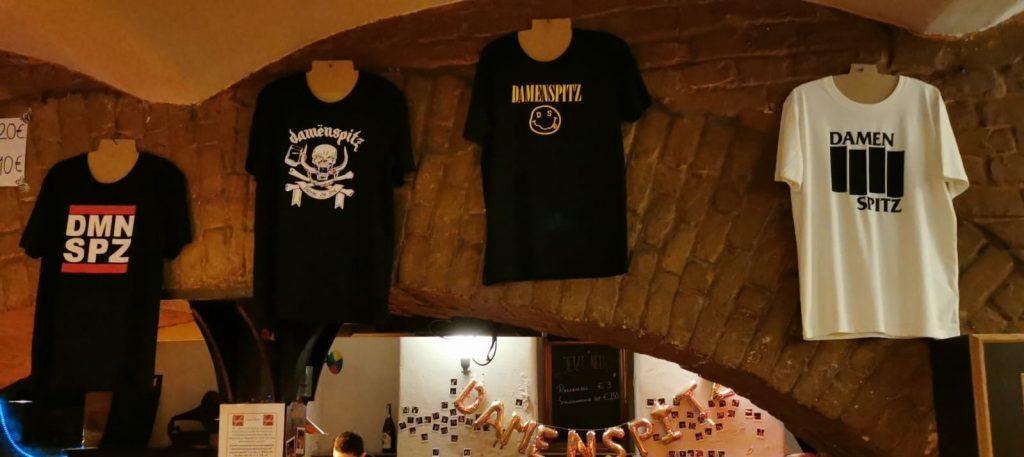 Damenspitz Merchandise - T-Shirts